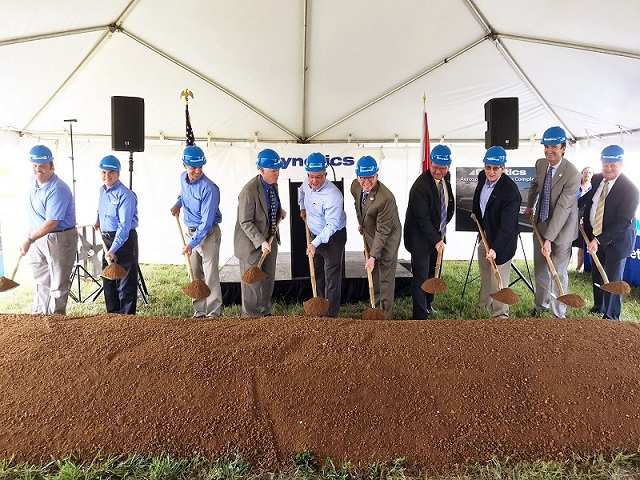 Dynetics Breaks Ground on Decatur Plant